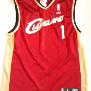 Mens Autographed NBA Jersey NWT